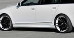 Audi A6/S6 4F 04-11 Накладки на пороги