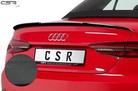 Audi A5 F5 Cabrio 16- Спойлер на крышку багажника