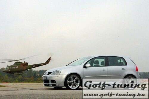 VW Golf 5 / VW Jetta 5 Пороги
