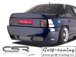 Opel Vectra A Седан 88-95 Бампер задний XX-Line design