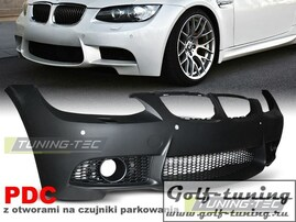 BMW E92 06-09 Бампер передний M3 Style