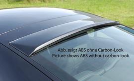 Audi TT 8J 06-14 Купе Козырек на заднее стекло Carbon Look