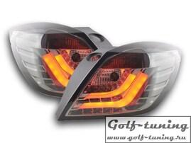 Opel Astra H GTC Фонари светодиодные, тонированные Lighbar Design