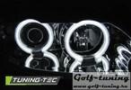 Opel Astra G Фары CCFL ANGEL EYES хром