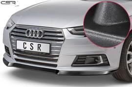 Audi A4 B9 (Typ 8W) 2015-04/2019 Накладка на передний бампер
