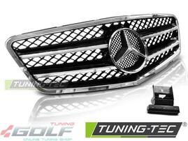 Mercedes W212 09-13 Решетка радиатора в стиле AMG