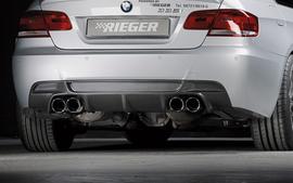 BMW E92/E93 06-13 Задний бампер M-Technic