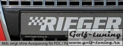 Подложка carbon look для решетки радиатора Audi S-Grill (00211249)