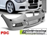 BMW F20/F21 11-15 Бампер передний M-Technik Look