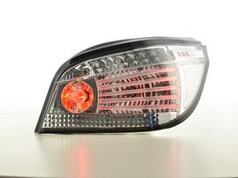 BMW 5er E60 Седан 07-09 Фонари светодиодные Lightbar хром