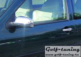 VW Passat B5 Накладки на зеркала хром