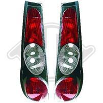 Fiat Punto 93-99 Фонари черные