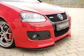 VW Golf 5 GT/GTI/VW Jetta 5 Спойлер переднего бампера