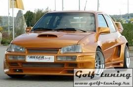 Opel Kadett E Обвес Wide Body 2