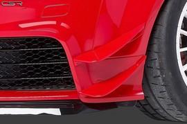 Audi TT RS 8J 09-15 Накладки на передний бампер боковые