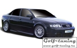 Audi A4 8E 00-04 Универсал Пороги GT