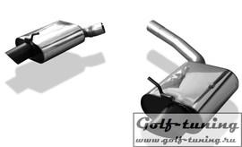 Audi A4/A5 B8/B81 11- 2,0l TFSI Глушитель rieger