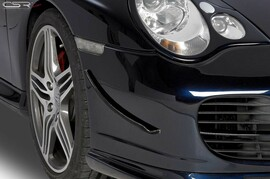 Porsche 911 996 Turbo/C4S/Turbo S 00-06 Накладки на передний бампер боковые