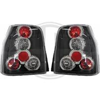 VW Lupo/Seat Arosa Фонари черные