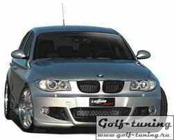 BMW E87 Передний бампер lumma