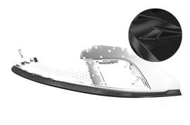 Seat Ibiza III (Typ 6L) 06-08 Накладка на передний бампер глянцевая