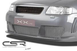 Audi A3 8L хэтчбек 96-03 Решетка радиатора без значка