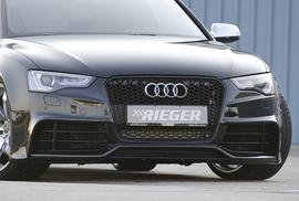 Audi A5/S5 11-16 Бампер передний