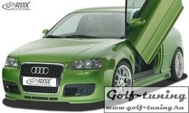 Audi A3 8L Бампер передний