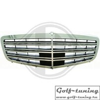 Mercedes W221 09-11 AMG Решетка радиатора хром