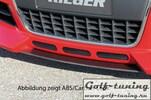 Сплиттер черный для спойлера переднего бампера Rieger 00055230/32