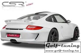 Porsche 911/997 08-12 Бампер задний GT/3 RS Optik