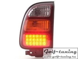 Toyota RAV4 98-00 Фонари светодиодные, красно-желтые