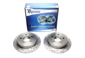 Chevrolet/Pontiac Trans Sport / Opel Sintra Комплект спортивных тормозных дисков