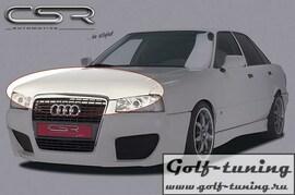 Audi 80 B4  Ресница Badlook из металла SF-Line design