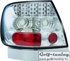 Audi A4 B5 95-00 Фонари светодиодные, прозрачные
