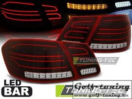 Mercedes W212 09-13 Фонари светодиодные, красно- белые Lightbar