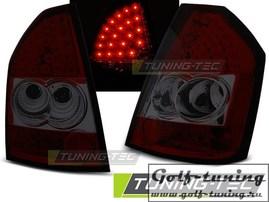 Chrysler 300C/300 09-10 Фонари светодиодные, красно-тонированные