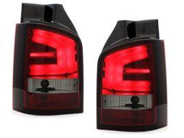 VW T5 03-09 Фонари светодиодные красно-тонированные