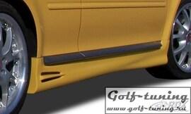 """Audi S3 8L Пороги """"GT4"""""""