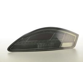 Porsche Boxster (987) 04-09 Фонари светодиодные тонированные
