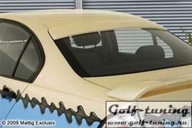 BMW E46 Седан Козырек на заднее стекло