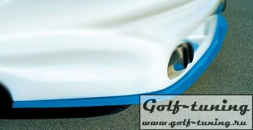 Opel Calibra Накладка на задний бампер