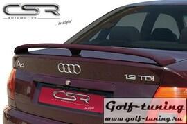 Audi A4 B5 94-01 Спойлер на крышку багажника X-Line design