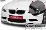 BMW E92/E93 M3 07-13 Накладка на передний бампер Cupspoilerlippe carbon look