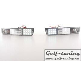 VW Golf 3, VW Vento Поворотник +ПТФ (дневной свет), хром