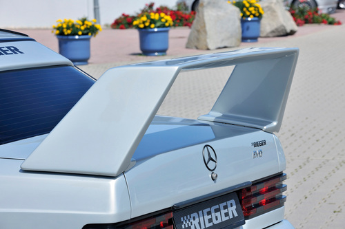 Mercedes 190/W201 Седан Спойлер на крышку багажника breitbau