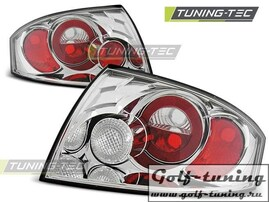 Audi TT 99-06 Фонари хром