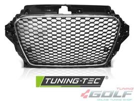 Audi A3 8V 12-16 Решетка радиатора в стиле RS3