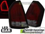 Chrysler 300C 05-08 Фонари светодиодные, led bar, красно-тонированные