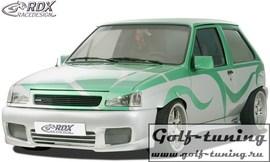 Opel Corsa A Накладки на пороги GT4
